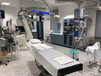 Bilde 1: Hybrid traumeoperasjonsstue