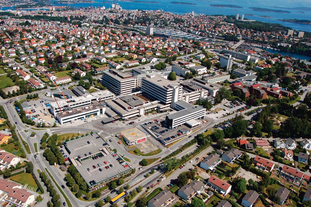 Foto: Stavanger Universitetssjukehus