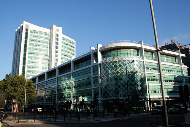 Bilde 3: University College Hospital, 235 Euston Road, London.