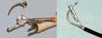 FIGUR 2: Nyutviklede endoskopiske suturinstrumenter.
