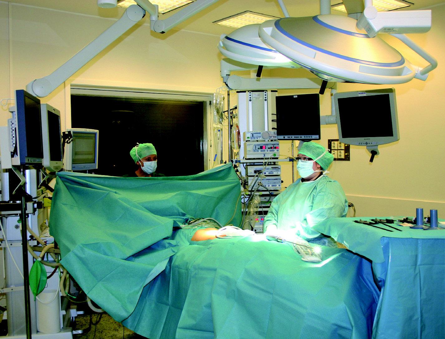 Ny operasjonsstue