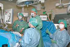 Bilde 1. LRP operasjon nr 500 ved OUU
